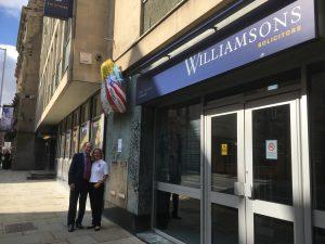 Williamsons Moth Auction