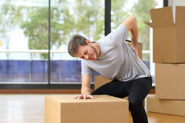 Manual Handling and Lifting Injuries, including Repetitive Strain Injuries