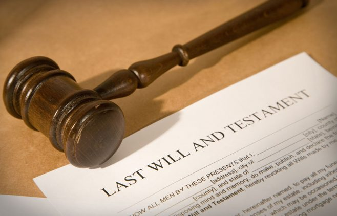 How do I make a Will?