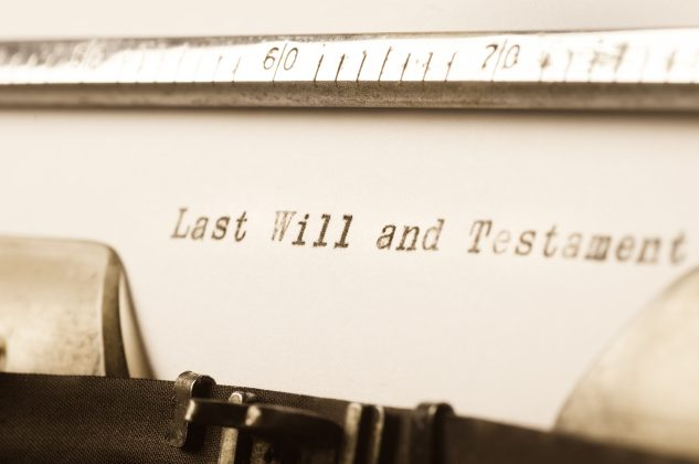Do I need a solicitor to write a Will?