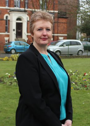 Diane Ramsden Legal Assistant
