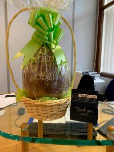 Dove House Hospice Easter Egg Raffle