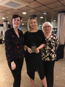 Natasha Tait Apprentice of the Year