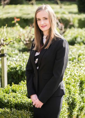 Rachael Scott Trainee Solicitor