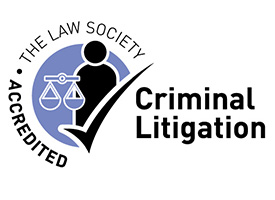 Criminal Defence Accredited